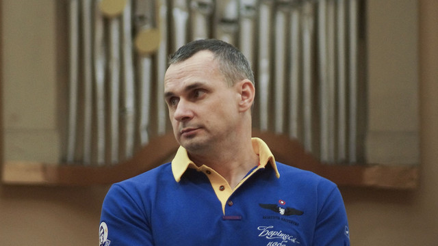 Зйомки нового фільму Олега Сенцова розпочнуться восени