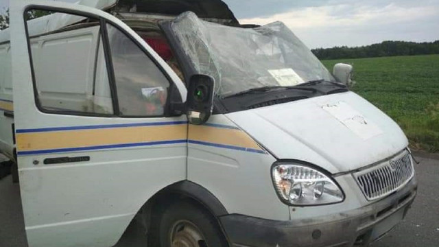Поліція затримала підозрюваних у пограбуванні автомобіля «Укрпошти» на Полтавщині