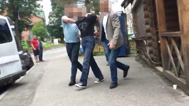 У Яремчі затримали підозрюваного у вбивстві львівського кримінального авторитета