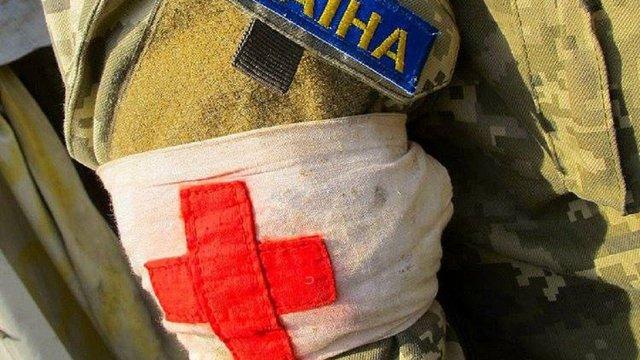 На Донбасі бойовики вбили військового медика під час евакуації загиблого