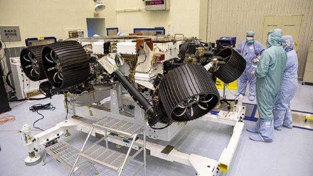 NASA заявило про готовність до запуску дослідницької місії на Марс
