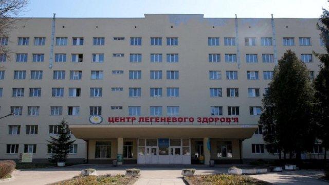 Львівські судді купили апарат ШВЛ для Центру легеневого здоров'я