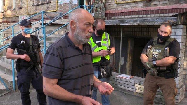 У Києві звільнили бізнесмена, якого викрали та два тижні катували у підвалі