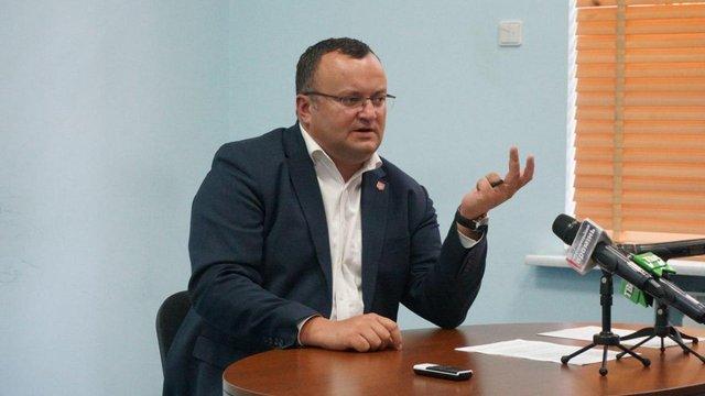 Верховний Суд скасував поновлення на посаді міського голови Чернівців Олексія Каспрука