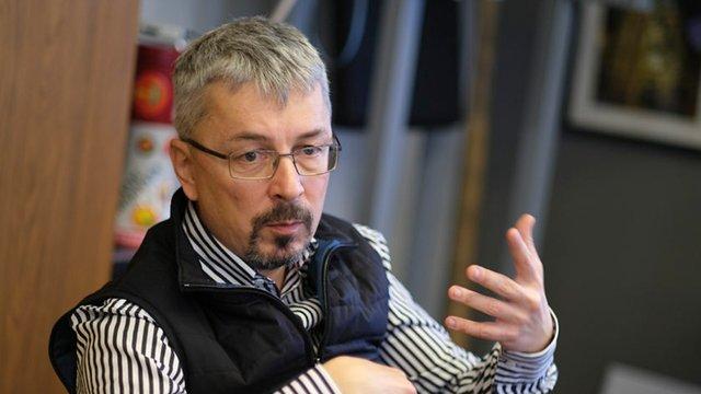Міністр культури анонсував відновлення українського каналу іномовлення