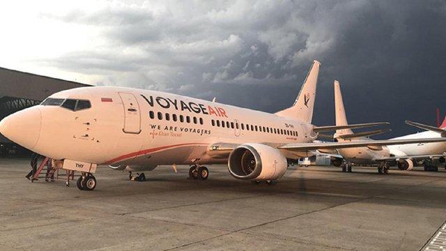 Авіакомпанія Voyage Air відкриває рейс зі Львова в Болгарію
