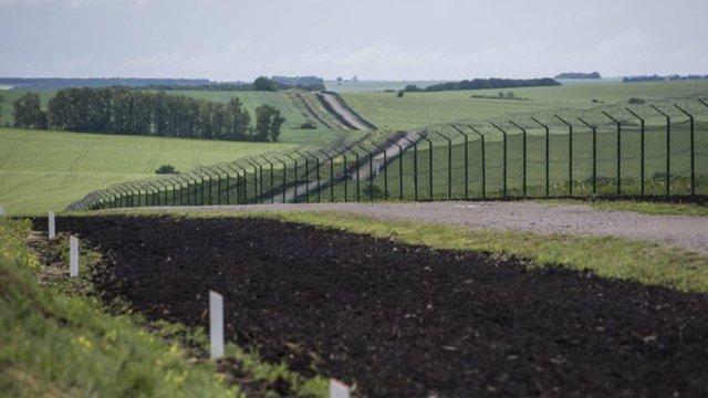 Мінфін не погодив прикордонникам збільшення фінансування «Стіни» на 3,3 млрд грн
