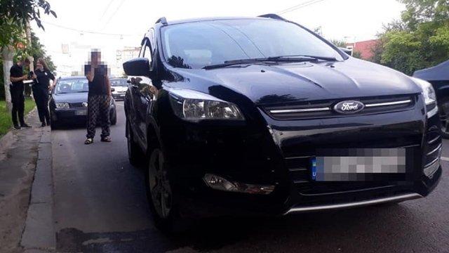 35-річний водій під дією наркотиків вчинив ДТП у Львові