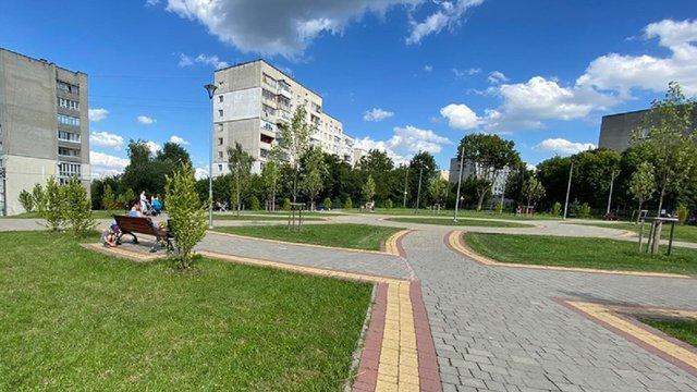 У сквері «Благовіщення» у Львові планують облаштувати сухий фонтан