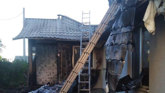Голова ЦПК Віталій Шабунін повідомив про підпал його будинку