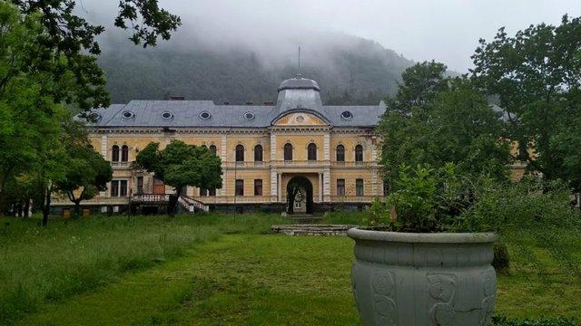 Сколівський палац Гредлів стане туристичним центром