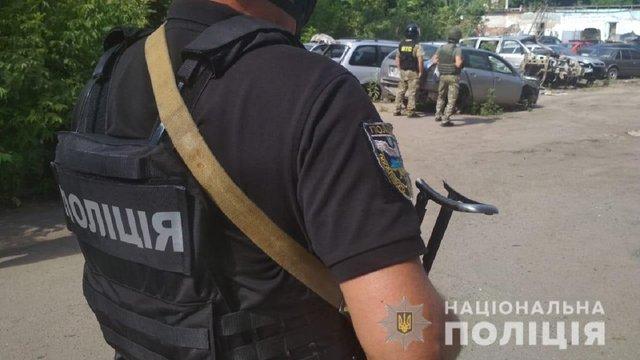 У Полтаві автозлодій захопив у заручники полковника поліції