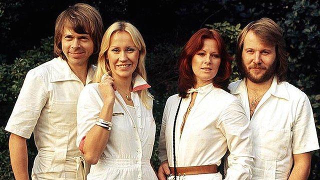 Група ABBA випустить нові пісні після 40-річної перерви