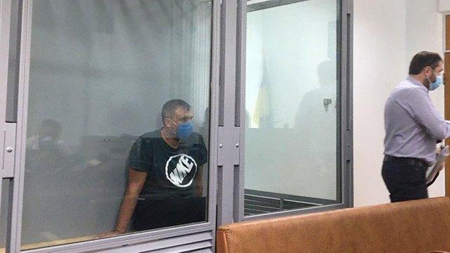 Суд взяв під варту спільника луцького терориста із можливістю внесення 174 тис. грн застави