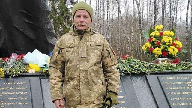 У зоні ООС від кульового поранення помер військовий-афганець з Тернопільщини