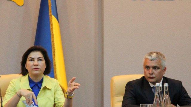 Прокурором Києва став люстрований та відновлений на посаді через суд Олег Кіпер