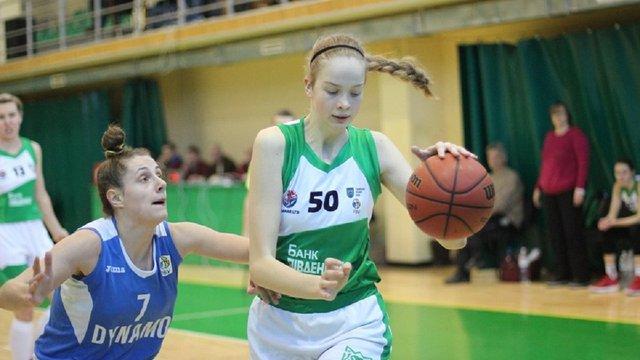 Вихованка львівського комунального спортклубу виступатиме за чеську баскетбольну команду