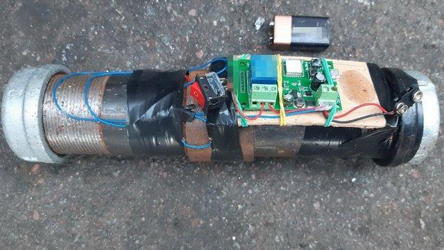 СБУ затримала причетних до організації серії вибухів у Києві