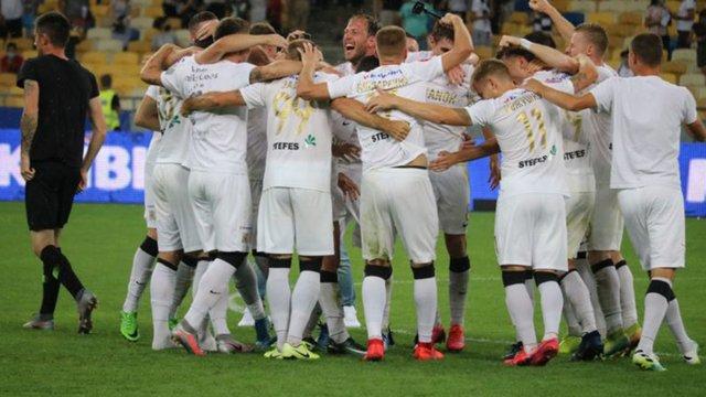 Останнім учасником Ліги Європи від України стала команда із села Ковалівка