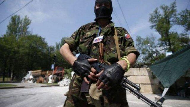 Російські найманці на Донбасі п'яту добу поспіль не дотримуються перемир'я