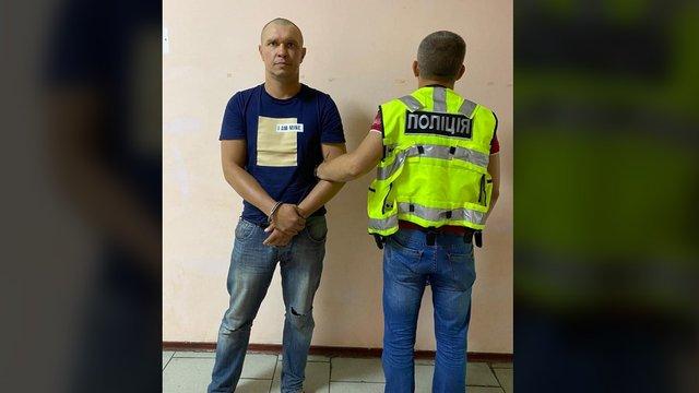 У потязі «Київ - Маріуполь» рецидивіст намагався зґвалтувати пасажирку