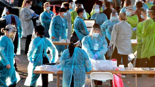 У Білому домі заявили про нову фазу пандемії коронавірусу в США