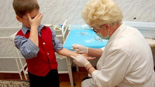 В Україні запровадять обов'язкове щеплення проти пневмококової інфекції