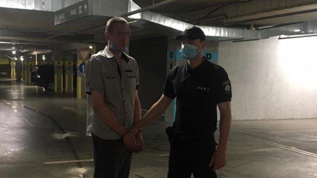 П'яний львів'янин погрожував підірвати гранату у спортивному центрі