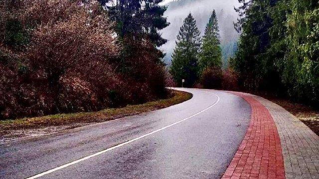 Славсько прагне привабити велотуристів