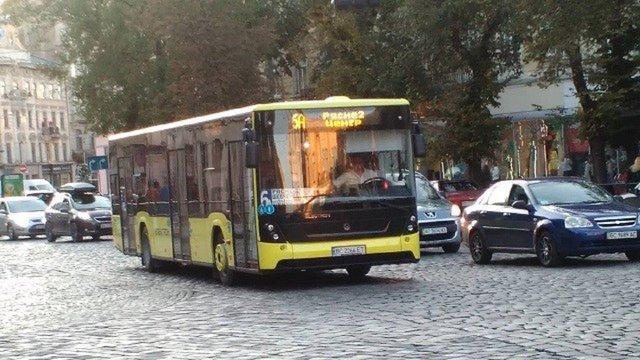 У Львові відновили роботу автобусні маршрути  №6А та №11