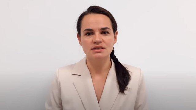 Головна суперниця Лукашенка закликала білорусів до мирних масових протестів і страйків