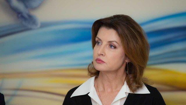 Дружина Порошенка очолить список «Європейської солідарності» на виборах до Київради