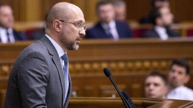 Шмигаль запевнив, що безвізу України з ЄС нічого не загрожує