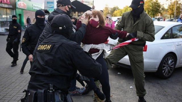 В Білорусі опублікували особисті дані причетних до репресій силовиків