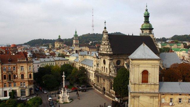 У День туризму у Львові проведуть 40 безкоштовних екскурсій