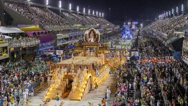 Щорічний карнавал у Ріо-де-Жанейро перенесли через коронавірус