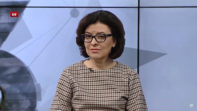 Оксана Сироїд назвала Мінські угоди «нікчемними і вбивчими»