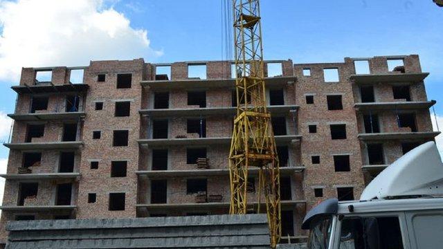 Суд заборонив будівництво багатоповерхівки на вул. Тернопільській