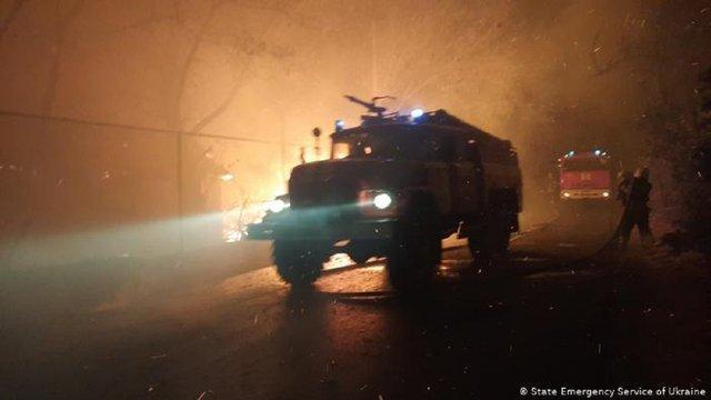 Дев'ятеро людей загинули внаслідок лісових пожеж на Луганщині