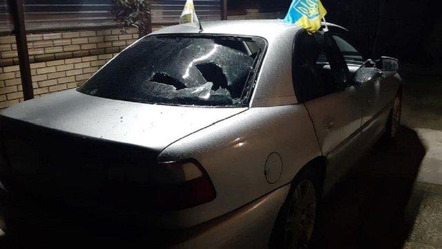 На кандидата в депутати Львівської міськради напали в Рудному