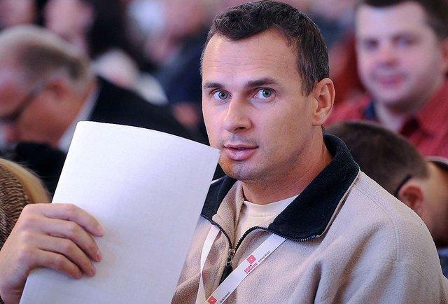 На підтримку Олега Сенцова