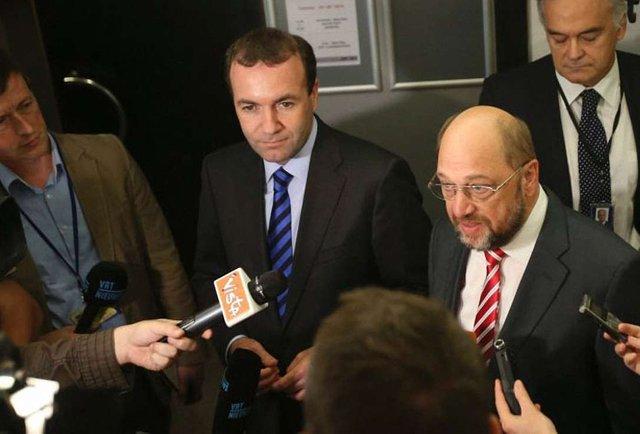 Консерватори й соціалісти поділили владу в Страсбурзі