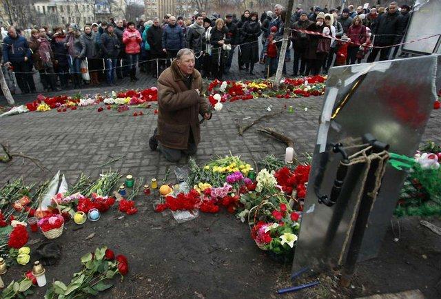 Хто розстрілював Майдан