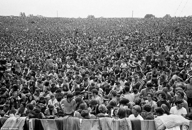Про Вудсток та Woodstock