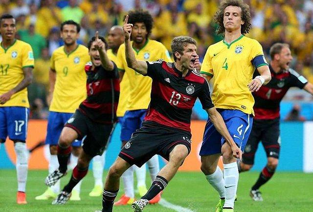 Розстріляна Бразилія