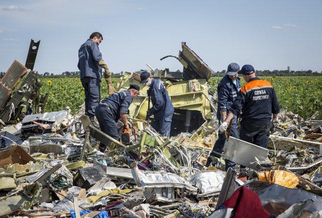 Терористи збили пасажирський Boeing 777