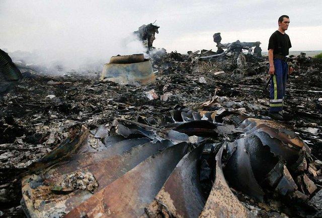 Авіакатастрофа і російська агресія