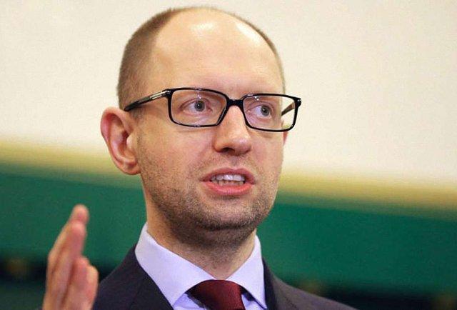 Яценюк пішов на вибори
