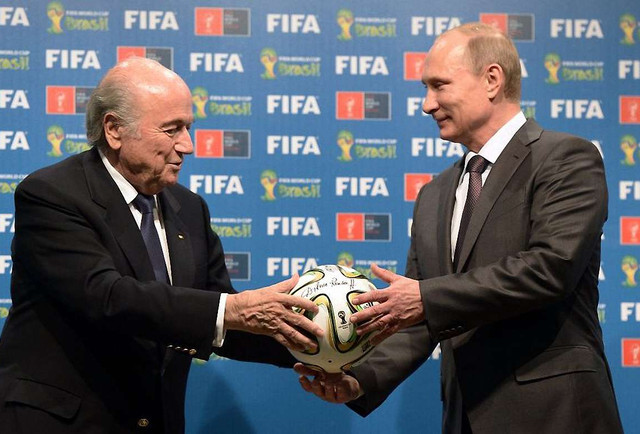 Забрати у Путіна м'яч