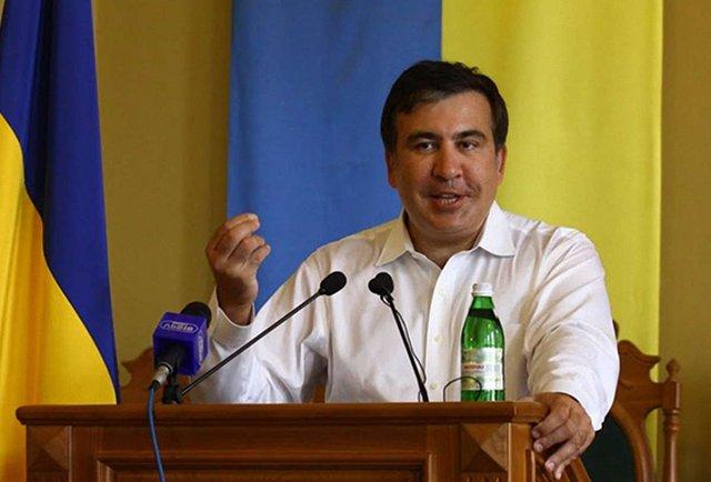 «Україна стане кінцем Путіна», - Саакашвілі